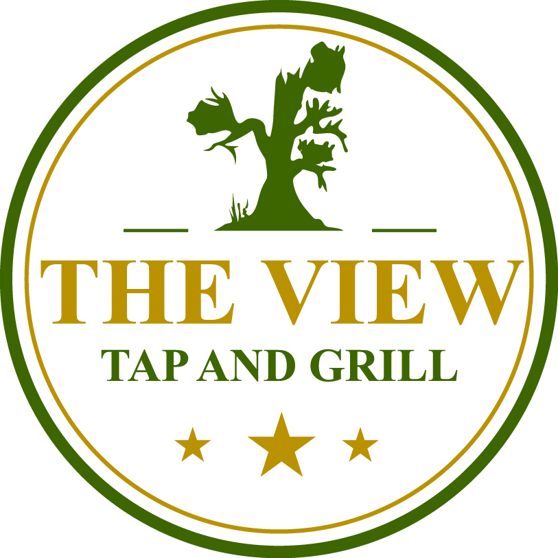 The View Tap and Grill final file logo 2