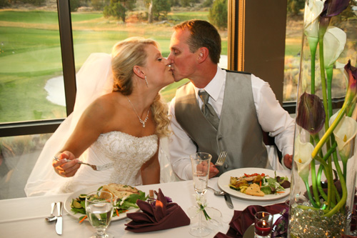 Weddings at Juniper Golf Course